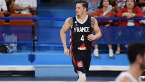 Основен играч на Франция аут от Световното