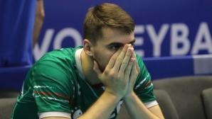 България изпусна златен олимпийски шанс срещу Бразилия във Варна (видео + галерия)