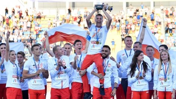 Историческа титла за Полша в Супер лигата на Европа