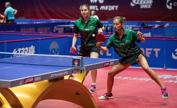Българите отправят поглед към основната схема на 2019 ITTF World Tour Asarel Bulgaria Open