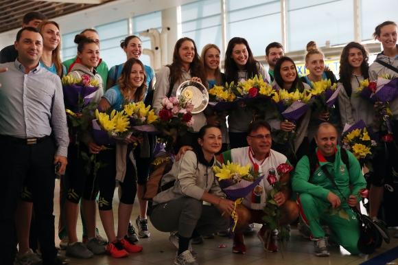 Женският национален отбор по волейбол ще играе две приятелски срещи с Румъния