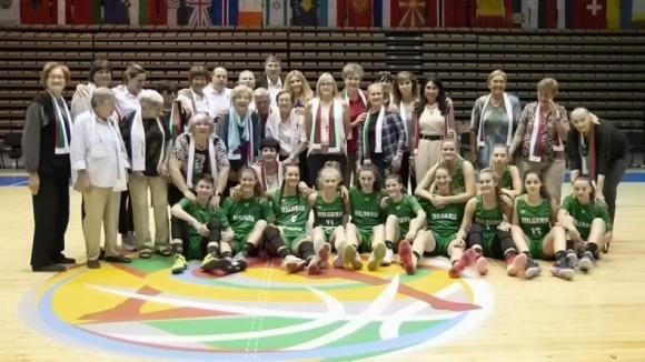 Легенди на българския баскетбол вдъхновиха 16-годишните момичета за...