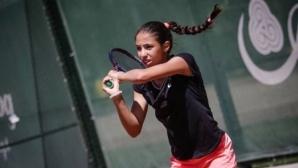Виктория Велева се класира на четвъртфинал във Финландия