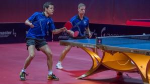 Четирима българи стартират в основната схема на 2019 ITTF World Tour Asarel Bulgaria Open в четвъртък