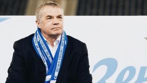 Шефът на Зенит отписа Спартак (М) и ЦСКА (М) като конкуренти за титлата
