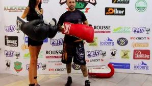 Нова война в бокса: Октопода и Саруханян се хванаха за гушите
