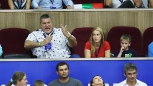 Любо Ганев: Надявам се отборът да продължи по същия позитивен начин
