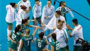 Волейболистките победиха Румъния в първата контрола