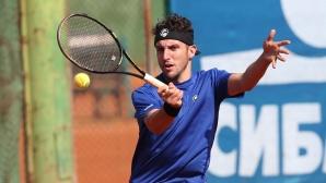 Васко Младенов отстъпи на финала в Украйна