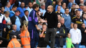 Манчестър Сити 2:1 Тотнъм, Агуеро възстанови преднината на шампионите (гледайте тук)