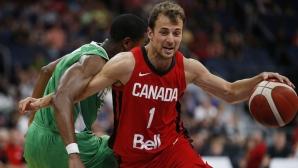 Австралия загря с победа над Канада в контрола преди сблъсъка им на Световното