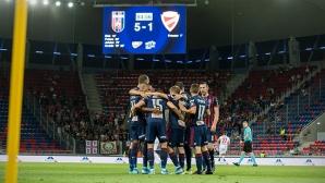 Миланов и компания продължават да газят наред в Унгария