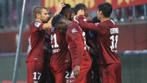 Катастрофално начало на сезона за Монако (видео)