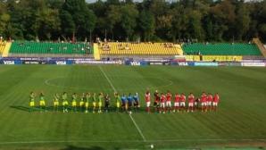 Светльо Петров: Важна победа, ще извървим пътя си с млади играчи (видео)