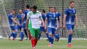 ФК Севлиево на върха след успех в Свищов