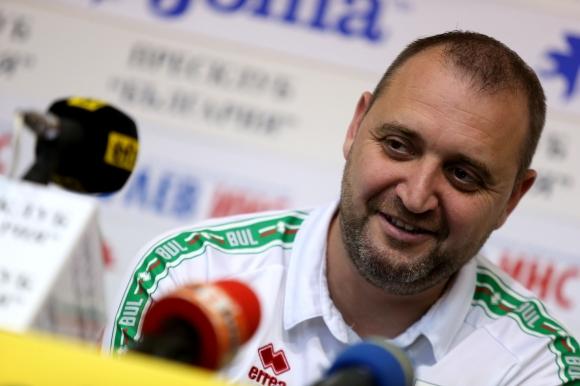 Иван Петков: Надявам се да се представим по-най-добрия начин на Европейското