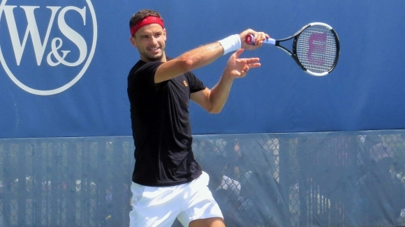Григор Димитров потвърден за участие на турнира в Пекин