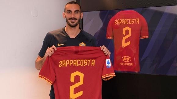 Официално: Рома привлече Дзапакоста