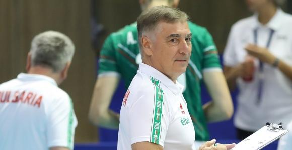 Волейболистите започнаха подготовка за европейското първенство