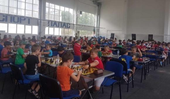 """Резултати от 44-ия шахматен турнир """"Морско конче"""""""