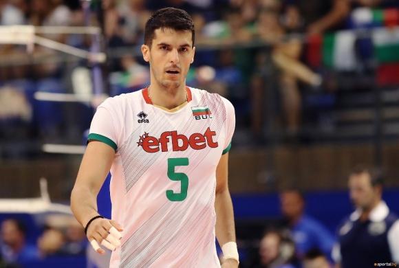 Светослав Гоцев и през новия сезон ще играе в Суперлигата на Русия