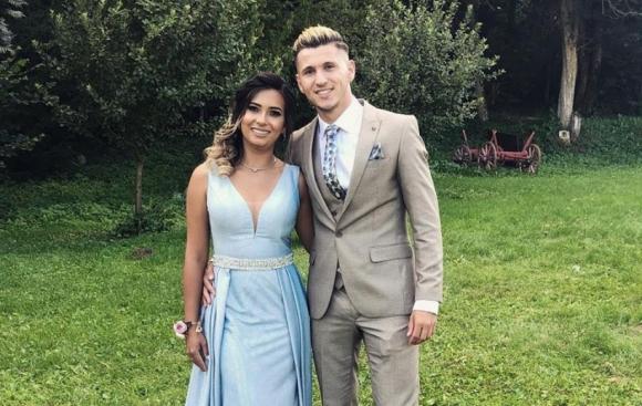 Балдъзата на Марселиньо се омъжи в Разград