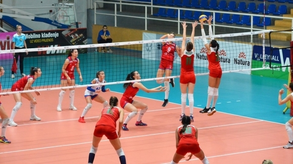България спечели бронзовите медали на Балканиадата по волейбол за девойки