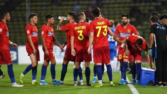 Кошмарен дебют за Чорбаджийски в Румъния - червен картон и 0:4 (видео)