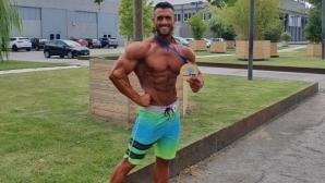 Един от най-известните атлети пред Sportal.bg: В България има бодибилдъри, които са готови за голямата сцена!