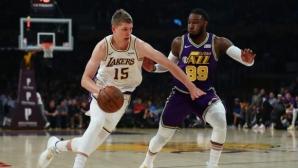 Крило от НБА отпадна от състава на Германия