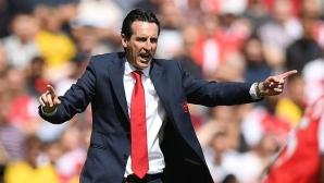 Емери: Не бихме искали никога да играем срещу Ливърпул