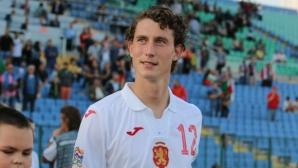"Балъков обяви 11 национали за мача на ""Уембли"""