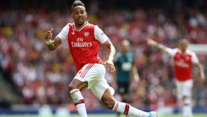 Арсенал предлага нов договор на Обамеянг