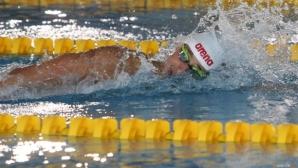 Йордан Янчев с четвърто време на финал на Световното по плуване