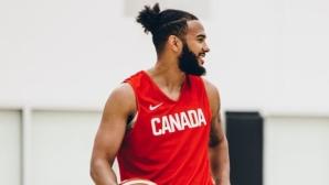 Още един от НБА няма да играе за Канада