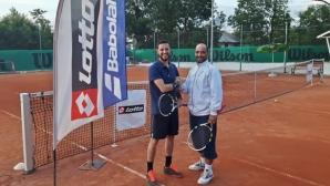 Via Tennis приема Седмия вечерен турнир на ИТЛ