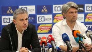 Официална позиция на Левски за пребития служител на клуба