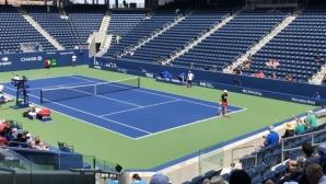 Григор тренира с Тийм, чака жребия за US Open
