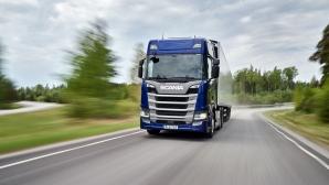 Scania добавя нова версия с мощност 540 кс в своята 13-литрова гама от двигатели