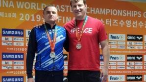 Красимир Захов с четвърта световна титла за ветерани