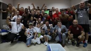Пашов и Арарат-Армения са на крачка от групите на Лига Европа, българският национал с асистенция