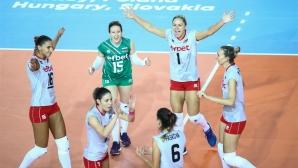 Гледайте мача от Евроволей 2019 България - Франция ТУК!!!
