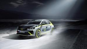 Opel представя електрически рали автомобил за клиентски отбори