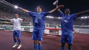 Преди 13 години Левски влезе в групите на Шампионската лига
