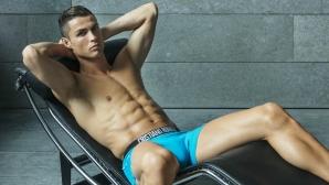 Кристиано Роналдо за пета година е №1 по търсения в сайт за възрастни