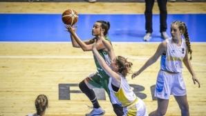 България завърши на осмо място след загуба от Украйна