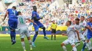 Тимът на Илия Груев загуби след зрелище срещу Хофе