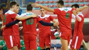 България с трета поредна загуба на Световното за юноши U19 (снимки)