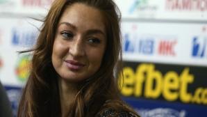 Нина Рангелова става майка за първи път