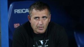 Акрапович: Искам да забравя този мач, вече мислим за Ботев